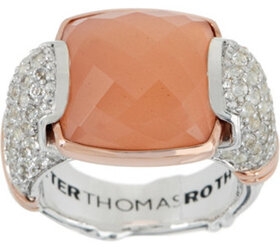 Peter Thomas Roth Sterling & 18K Clad Gemstone Rin