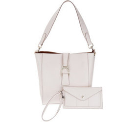 """As Is"" Dooney & Bourke Saffiano Leather Shoulder"