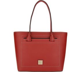 """As Is"" Dooney & Bourke Leather Beacon Collection"