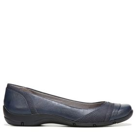 LifeStride Women's Dig Narrow/Medium/Wide Flat Sho