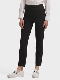 STRAIGHT-LEG PANT WITH SIDE ZIP
