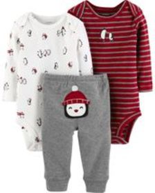 Baby Boy3-Piece Little Character Set