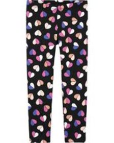 Toddler GirlHeart Leggings