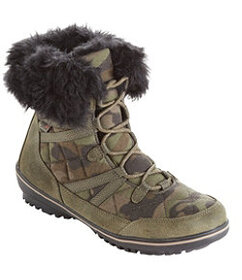 Women's Snow Harbor Quilted Ankle Boots, Waterproo
