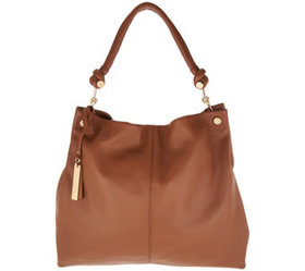 """As Is"" Vince Camuto Hobo Handbag - Ruell - A34739"