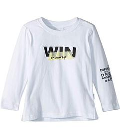 SUPERISM Encourage Long Sleeve Win Graphic Tee (To