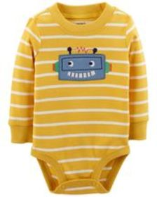 Baby BoyRobot Collectible Bodysuit
