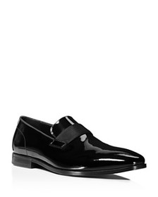 BOSS - Men's Highline Patent Leather Loafers - 100