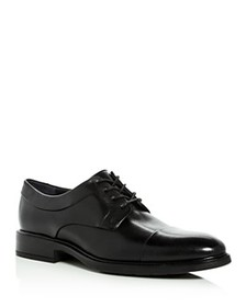 Cole Haan - Men's Hartsfield Leather Cap Toe Oxfor