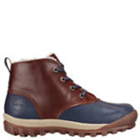 Women's Mt. Hayes Waterproof Chukka Boots