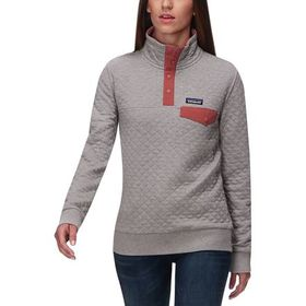 Patagonia Organic Cotton Quilt Snap-T Pullover Swe