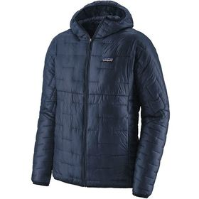 Patagonia Micro Puff Hooded Insulated Jacket - Men