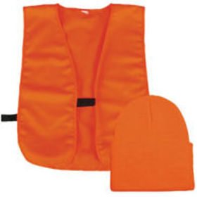 Outdoor Cap Blaze Essentials Beanie and Vest Combo