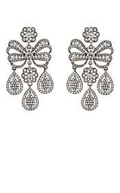 Kenneth Jay Lane Chandelier Drop Earrings