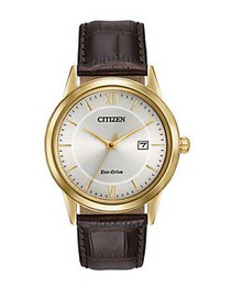 Citizen Strap Collection Goldtone-Finished Stainle