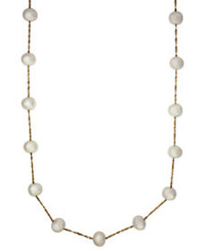 """EFFY Cultured Freshwater Pearl Station 18"""" Necklac"""
