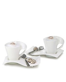 Villeroy & Boch - New Wave Coffee for Two Set