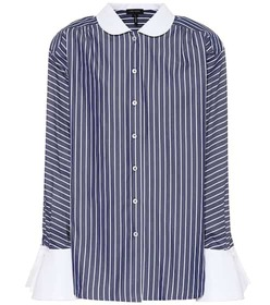 Marc Jacobs Striped cotton shirt