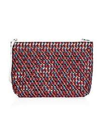 Elizabeth and James Woven Pouch MULTI