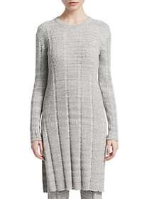 Elizabeth and James Kellen Ribbed Tunic FLANNEL