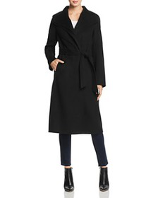 T Tahari - Elliot Double Collar Coat