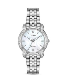 Citizen - Jolie Diamond Eco-Drive Mother-of-Pearl