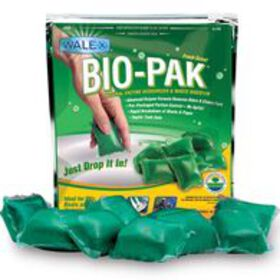 Bio-Pak Natural Enzyme Deodorizer, Paper and Waste