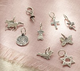 Pottery Barn Charm Necklaces