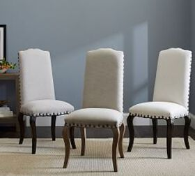 Pottery Barn Calais Upholstered Dining Chair