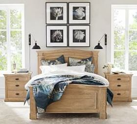 Pottery Barn Lucca Bed