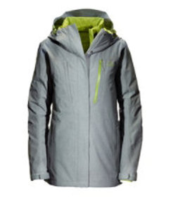 LL Bean Down Sweater 3-in-1 Jacket