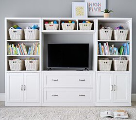 Pottery Barn Build Your Own Preston Wall System