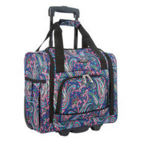 Leisure Escape Paisley Print 15in. Under The Seat