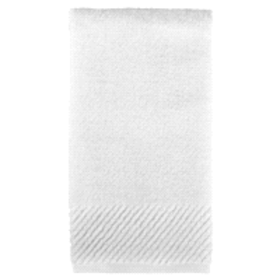 Eco Dry Hand Towel, True White