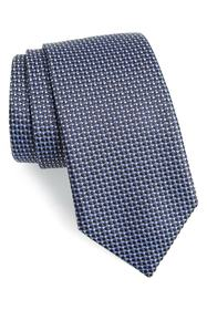 BOSS Textured Silk Tie