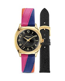 Salvatore Ferragamo - Time Watch with Interchangea