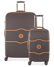 Delsey Chatelet Plus Hardside Spinner Luggage Coll