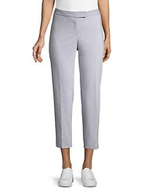 Anne Klein Classic Cotton Blend Pants MORNING LIGH