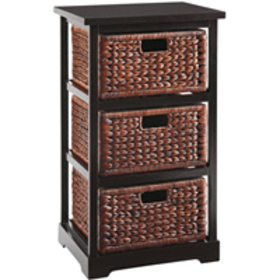 Home Napa II 3 Basket Chest