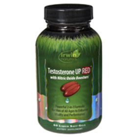 Irwin Naturals Testosterone UP RED