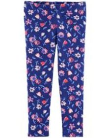 Osh Kosh Kid GirlMix Kit Floral Leggings