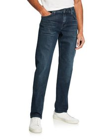 7 For All Mankind Men's Standard Straight-Fit Deni