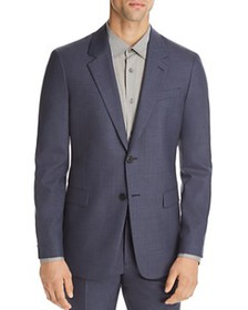 Theory - Chambers Sharkskin Slim Fit Suit Jacket