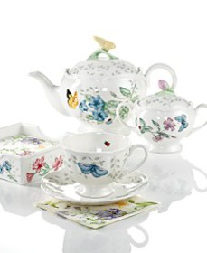 Lenox Dinnerware, Butterfly Meadow Gifts Collectio