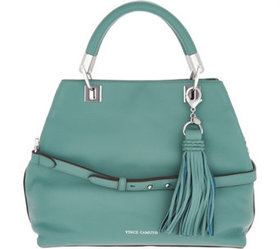 """""""As Is"""" Vince Camuto Leather Satchel -Elva - A3455"""