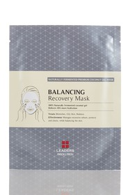 Leaders Cosmetics Balancing Recovery Mask - Pack o
