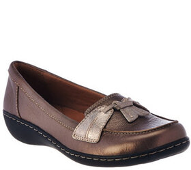 """""""As Is"""" Clarks Bendables Ashland Bubble Slip-on Lo"""
