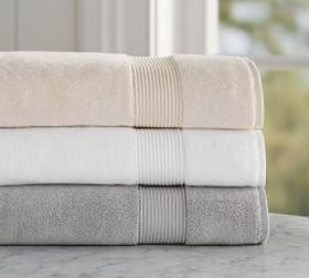 Pottery Barn Aerospin™ Luxe Organic Towels
