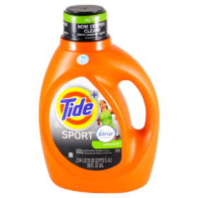 Tide Plus Febreze Freshness HE Liquid Laundry Dete