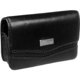 Nikon Black Leather Horizontal Case for Coolpix S8